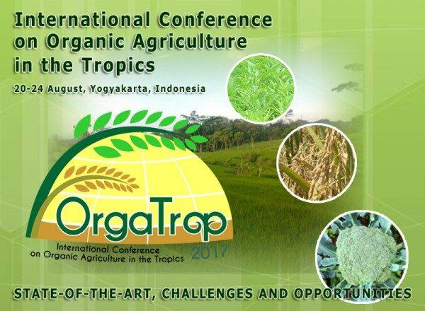 OrgaTrop 2017 Logo